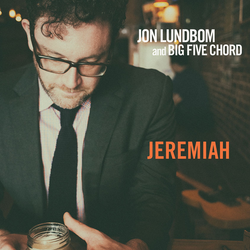 album cover for jeremiah by jon lundbom and big five chord