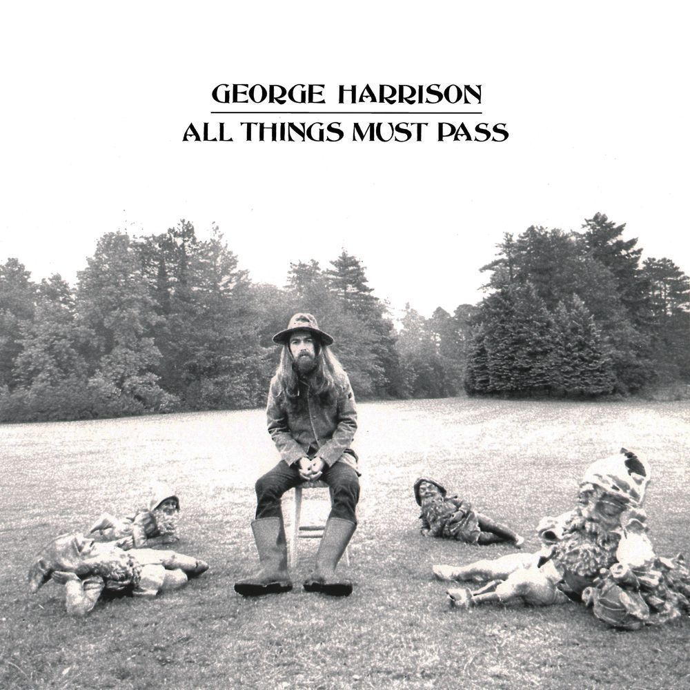 All Things Must Pass cover