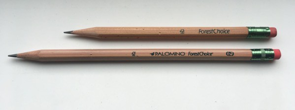 Forest Choice pencils